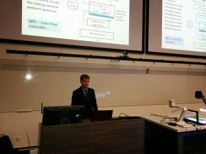 Martin_Vilbaste_defending_his_PhD_Dissertation